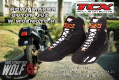 nowe buty TCX
