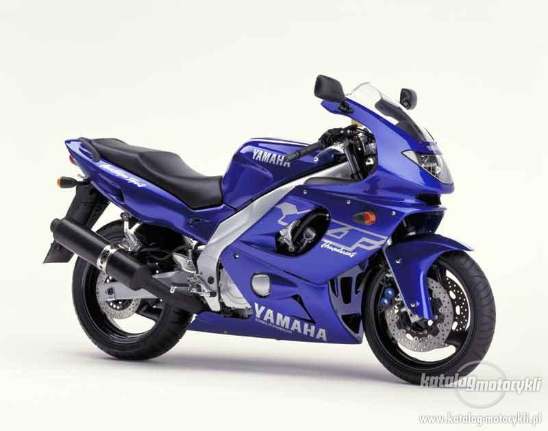 Yamaha Yzf R Nada