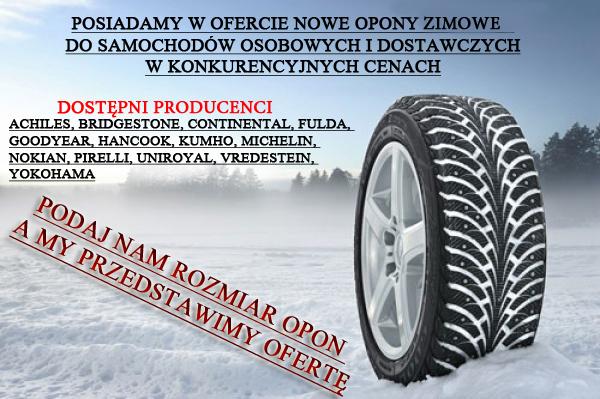 Opony Zimowe W Black Jack Black Jack Forum łódzkich Motocyklistów