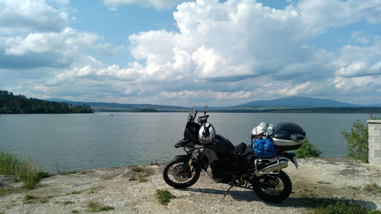 Jezioro Orawskie - Słowacja